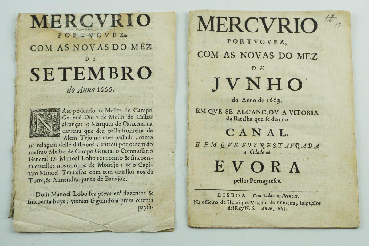 Mercurio Portuguez