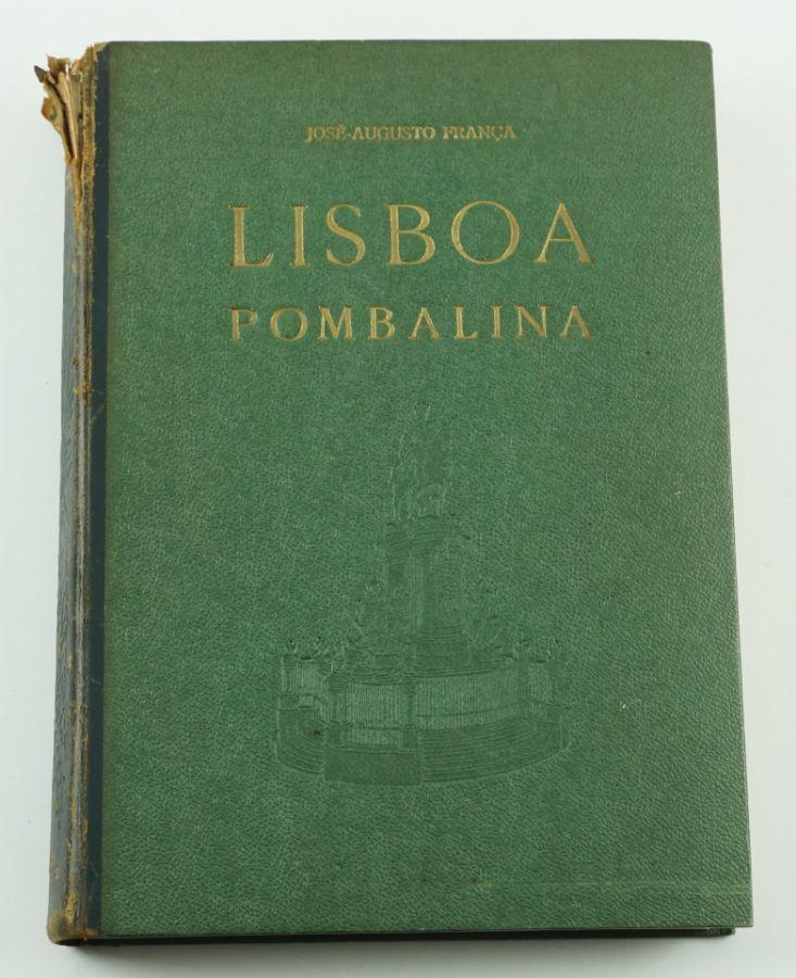 Lisboa Pombalina – José Augusto França