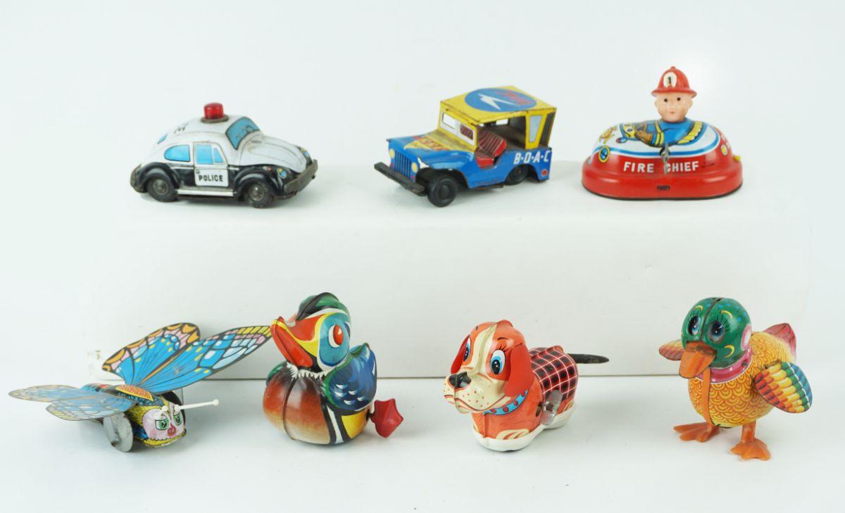 7 Brinquedos