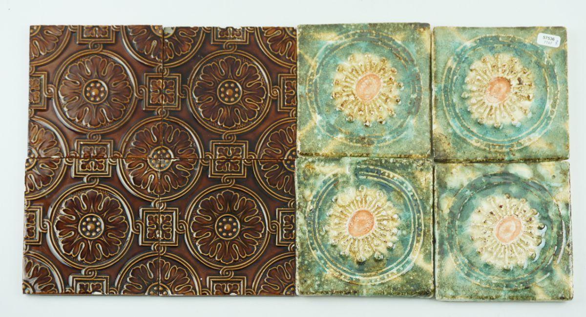 2 Quadras de Azulejos