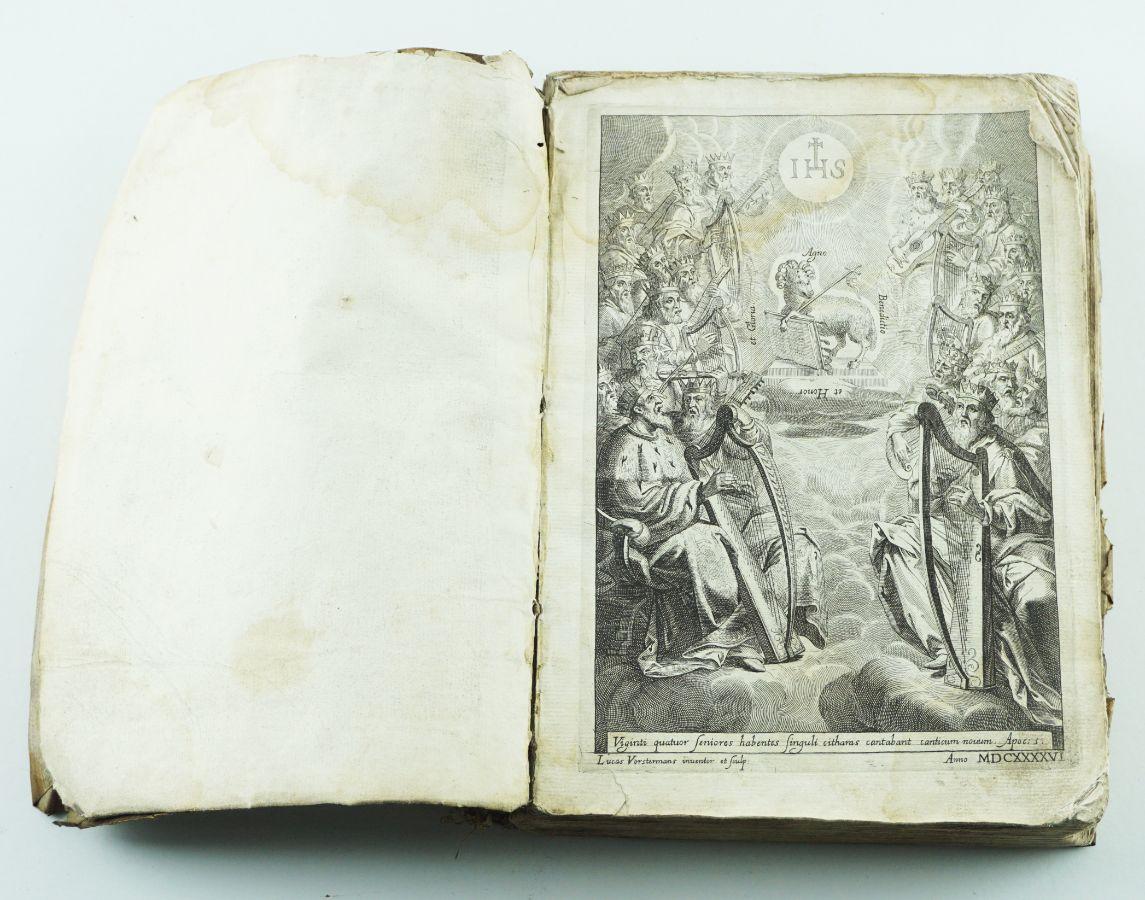 Livro seiscentista jesuíta