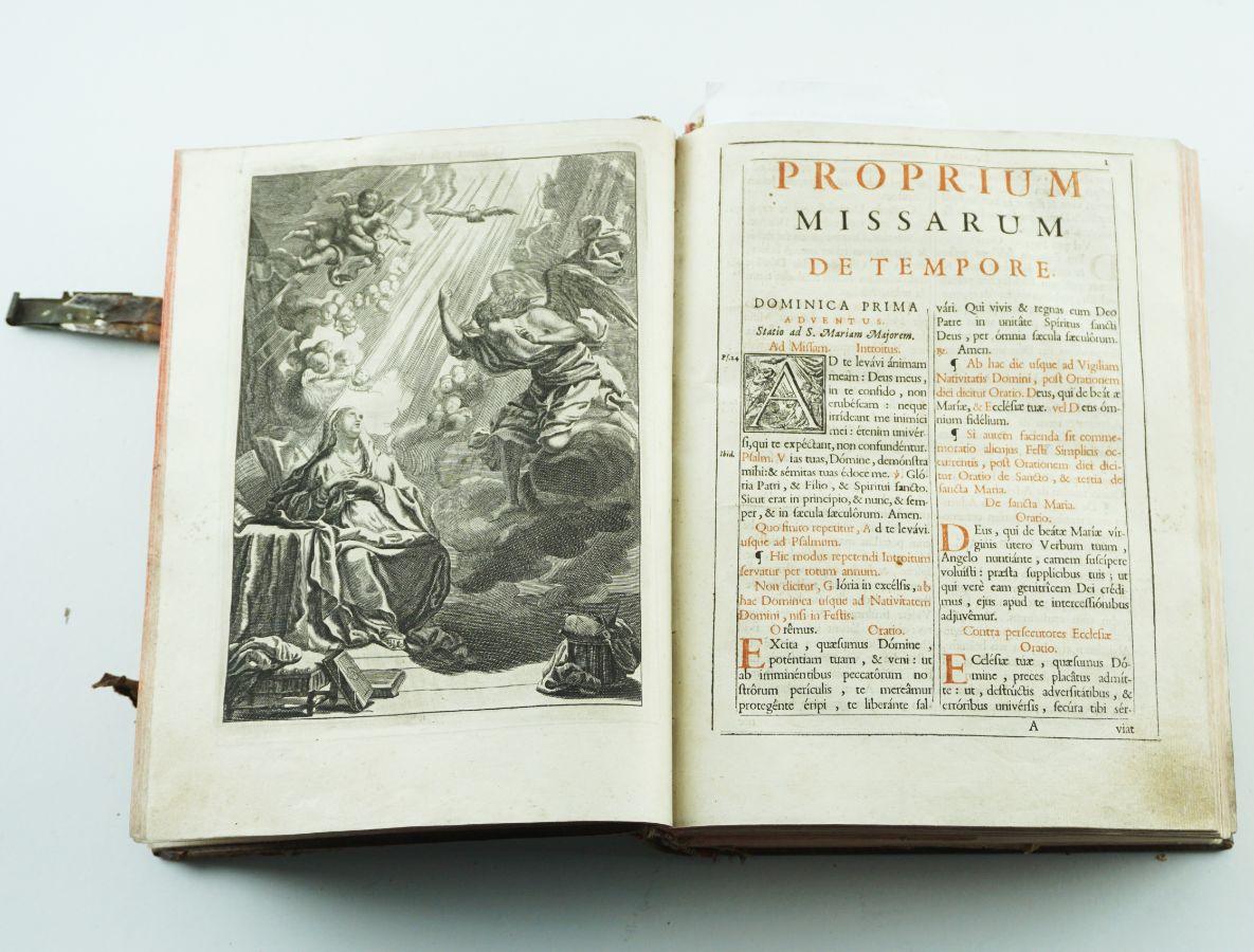 Missal Romano (1726)