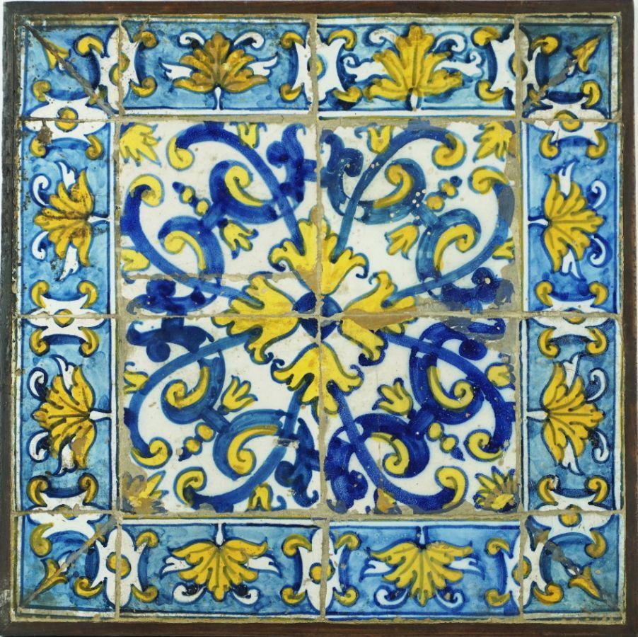Painel de 20 Azulejos