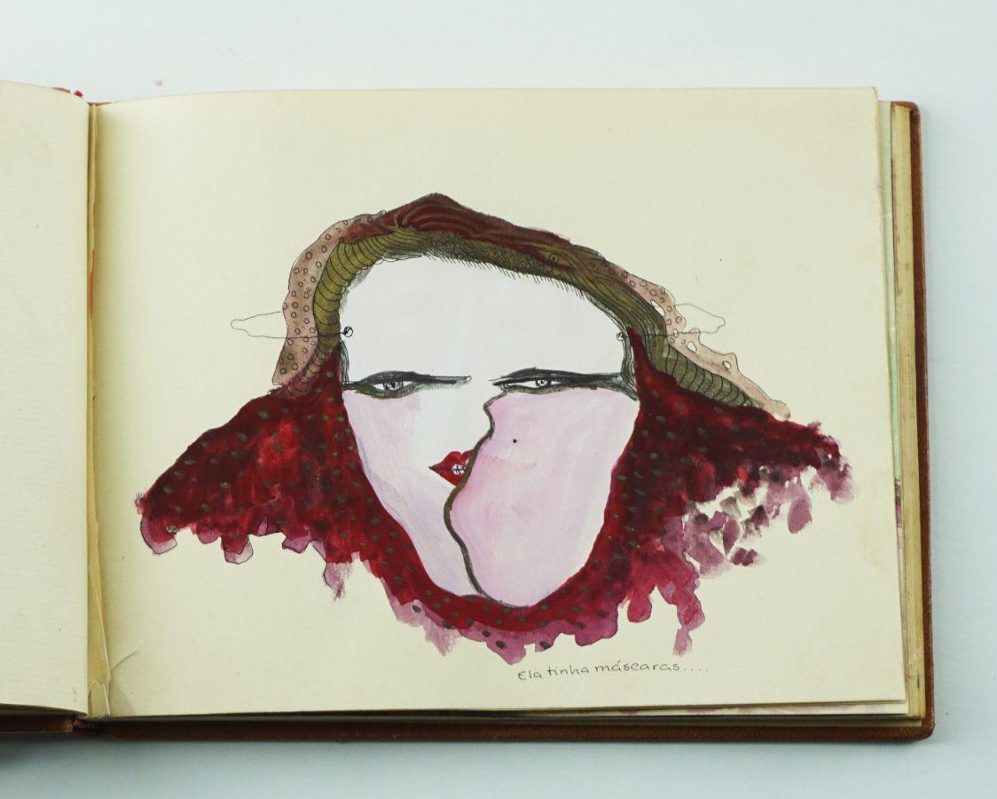 Caderno de Aguarelas