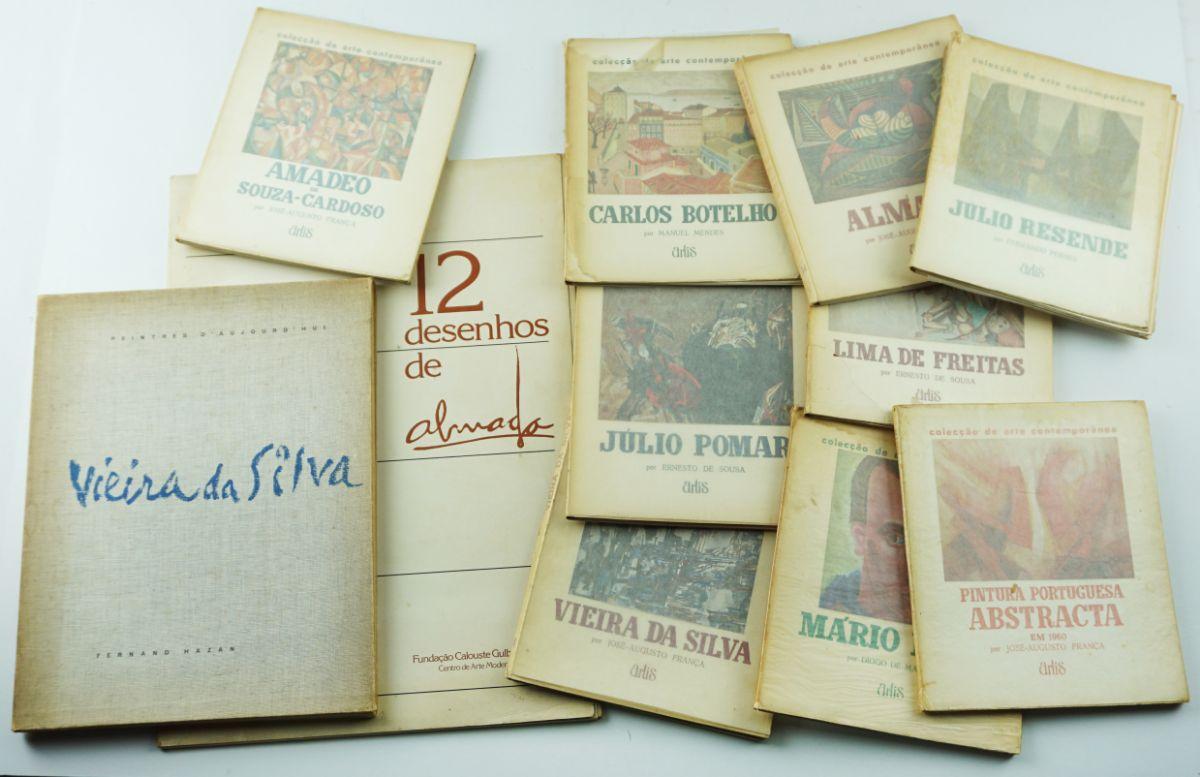 11 Livros de Arte