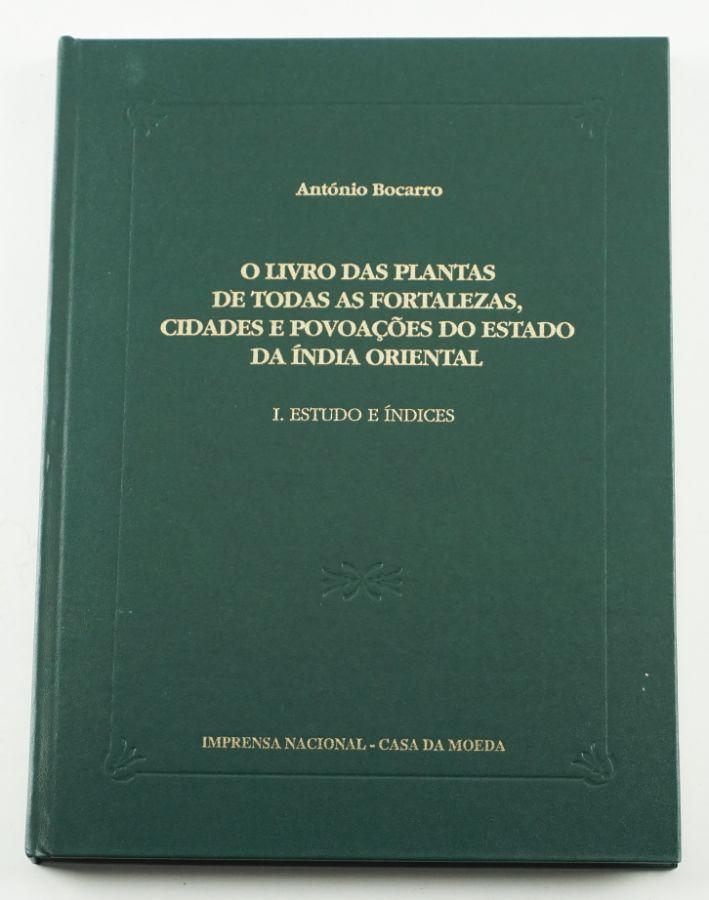 António Bocarro - O Livro das Fortalezas