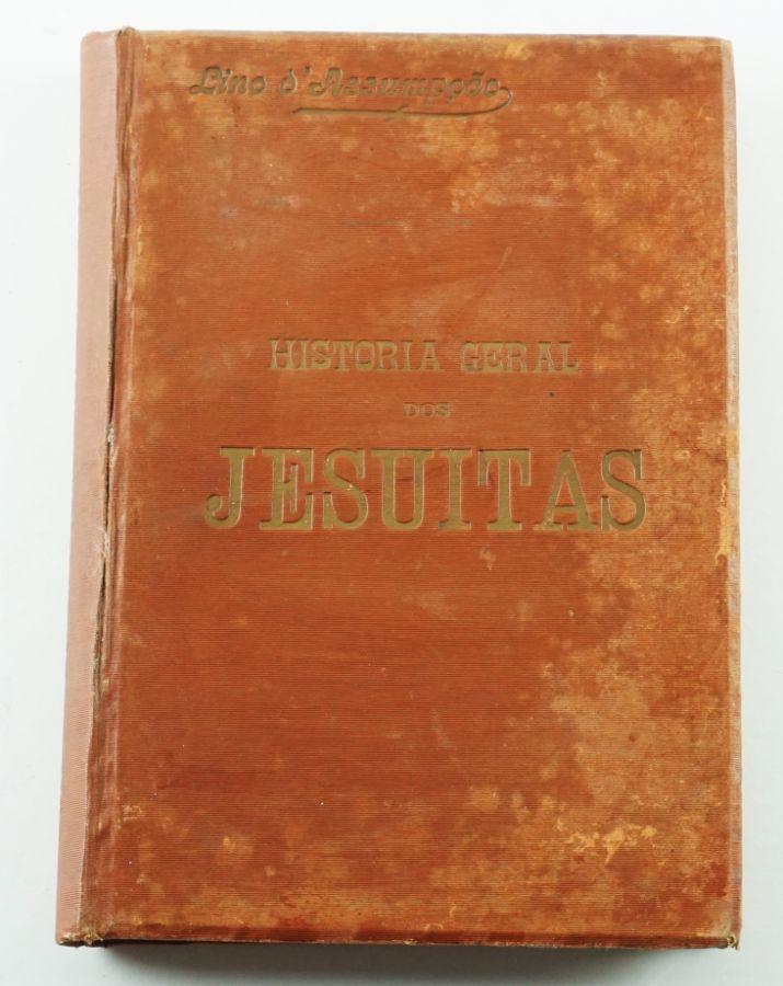 História Geral dos Jesuítas (1901)
