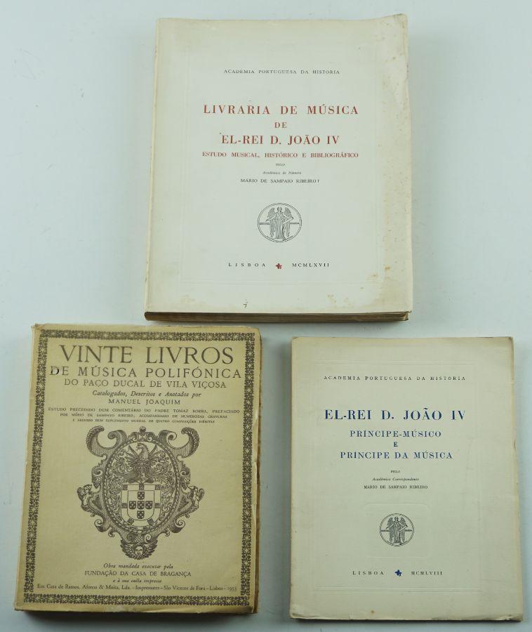 Vinte Livros de Música Polifónica do Paço Ducal de Vila Viçosa