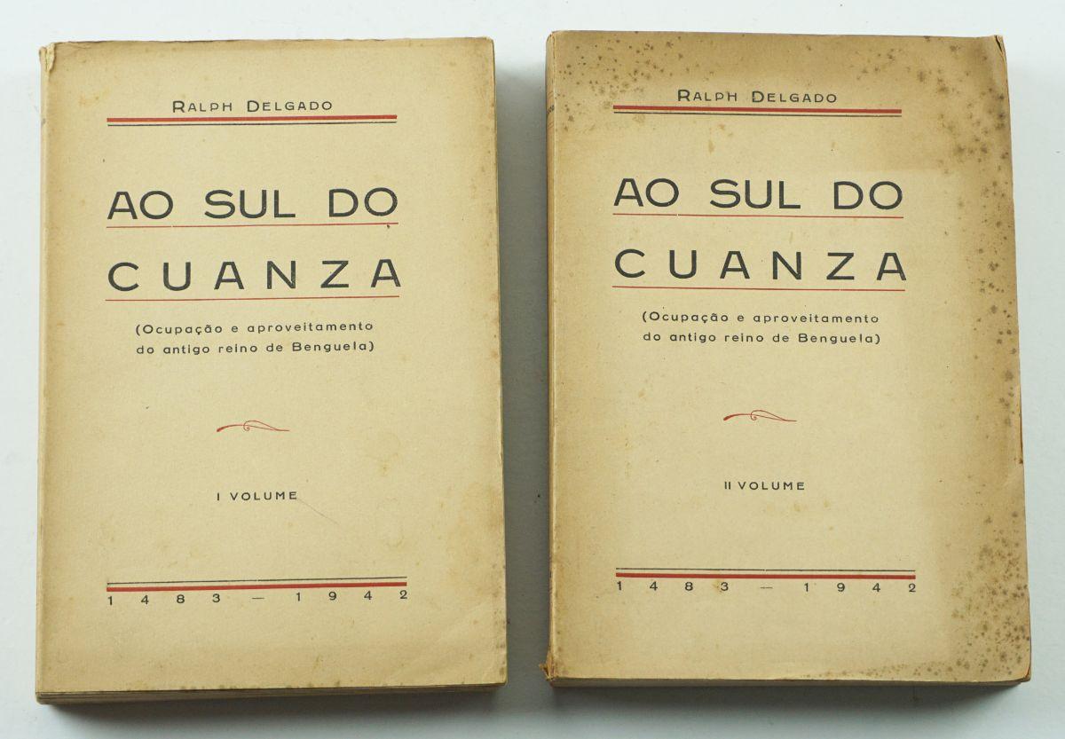 Ao Sul do Cuanza – Ralph Delgado