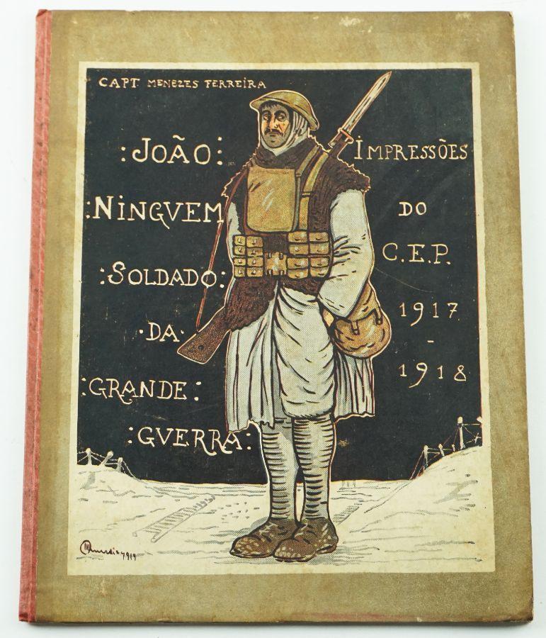 João Ninguem Soldado da Grande Guerra