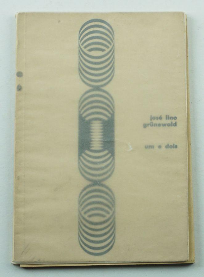 José Lino Grunewald – livro de artista / edição de autor