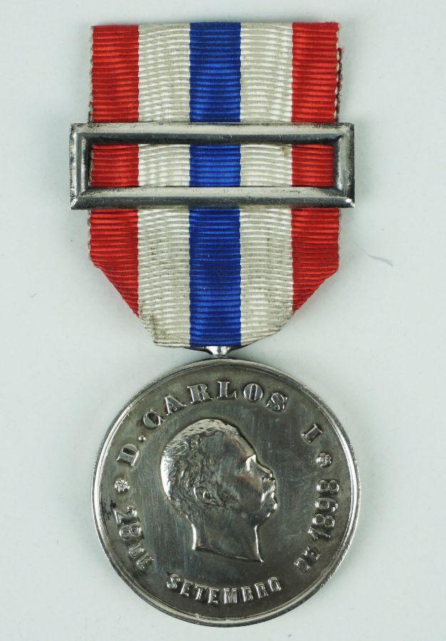Medalha D. Carlos I