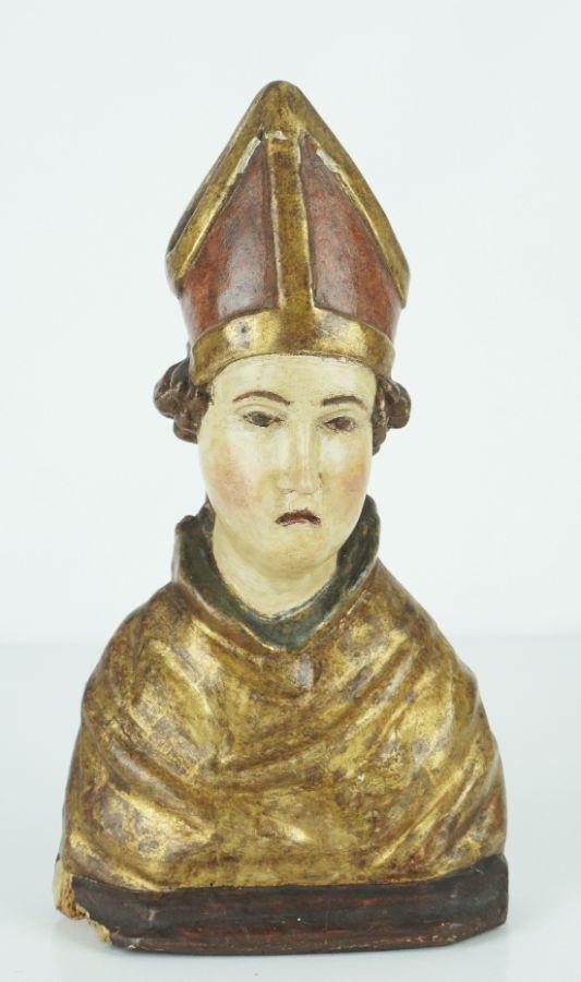 Busto de Bispo