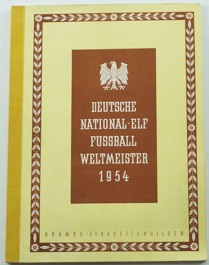 Coleção de Cromos Antiga Alemanha Nazi editada em 1954