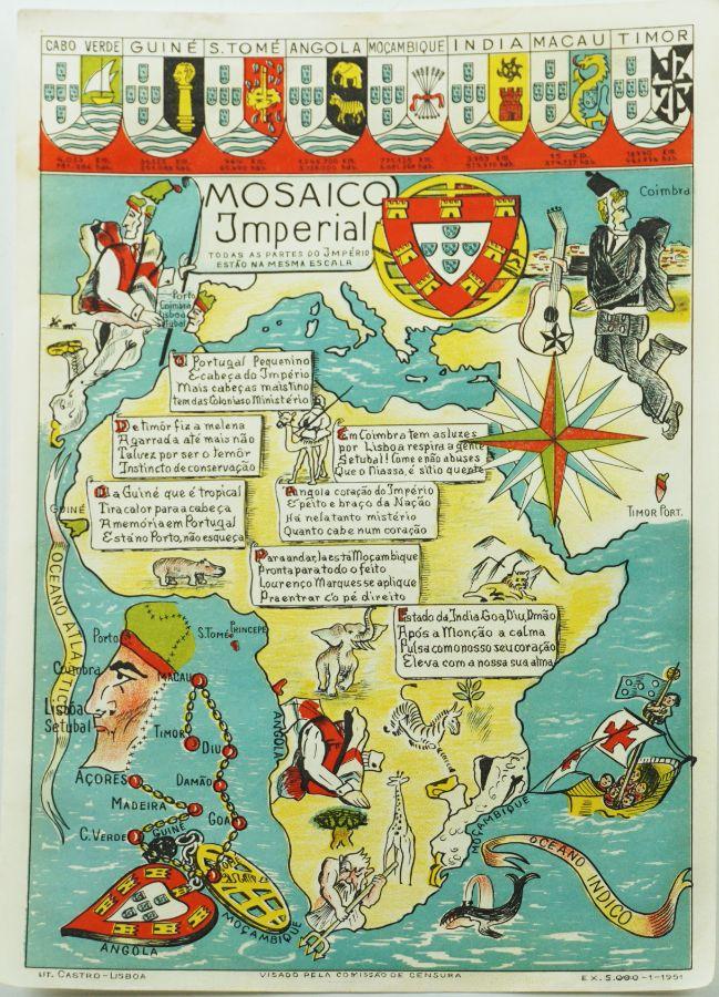 Mosaico Imperial (Todas as partes do Império)