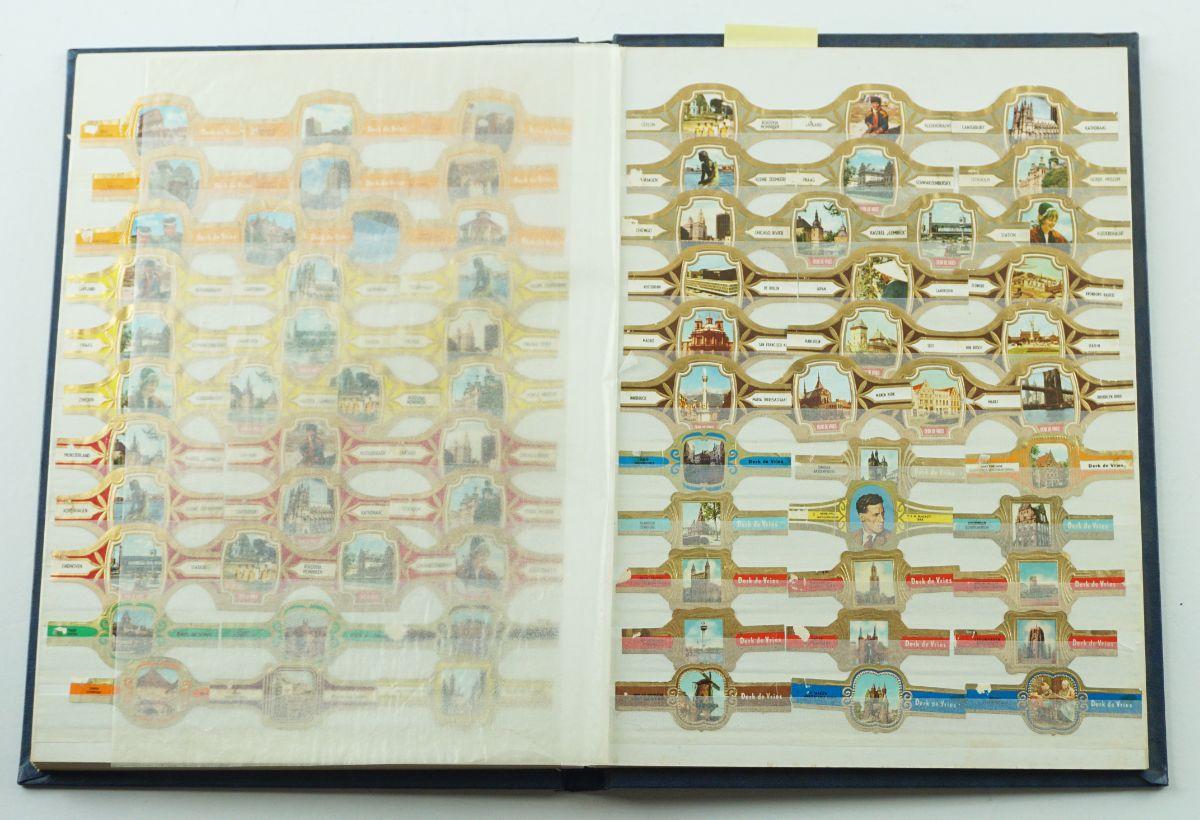 Vitolfilia (Colecionismo de cintas de charuto)