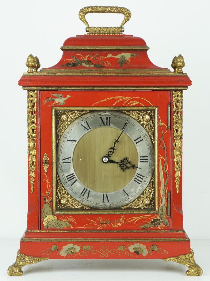 Relógio Estilo Jorge III
