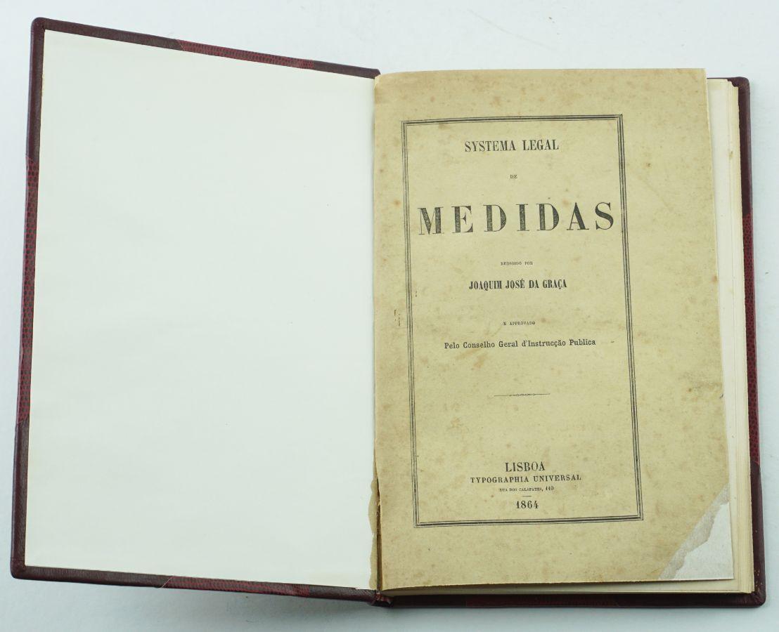 Sistema Legal de medidas (1864)
