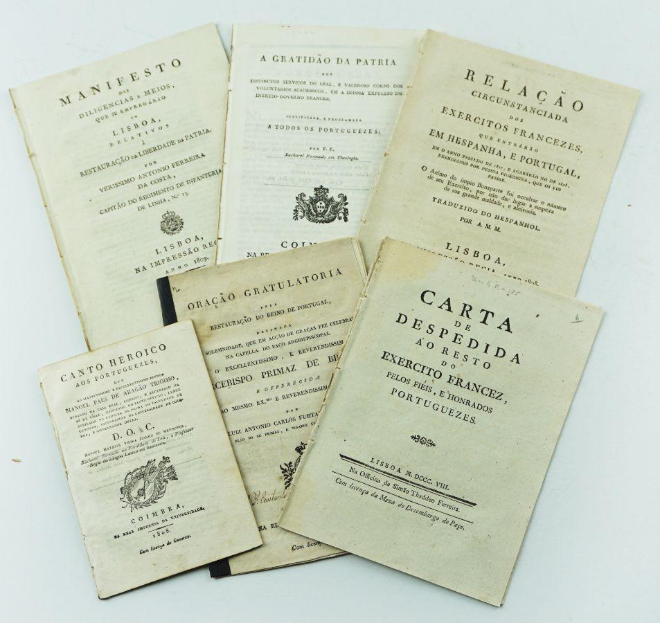 Folhetos anti napoleónicos (1808-1809)