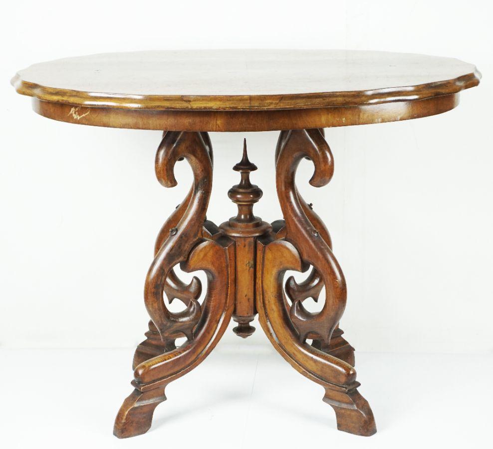 Mesa de Chá Victoriana