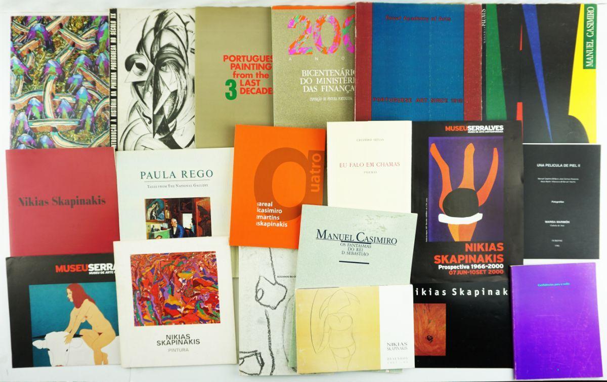 19 Livros e Catálogos