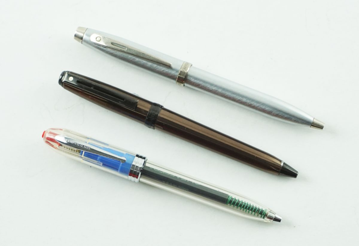 3 Esferográficas Sheaffer
