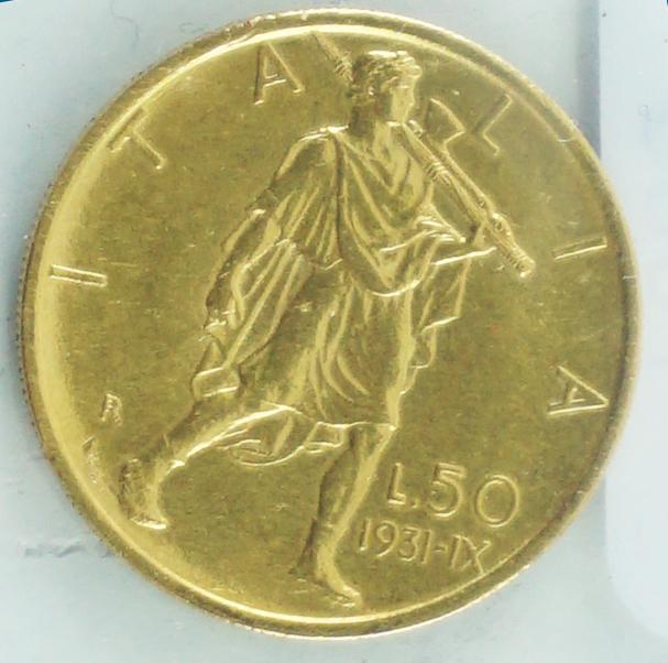 50 Liras