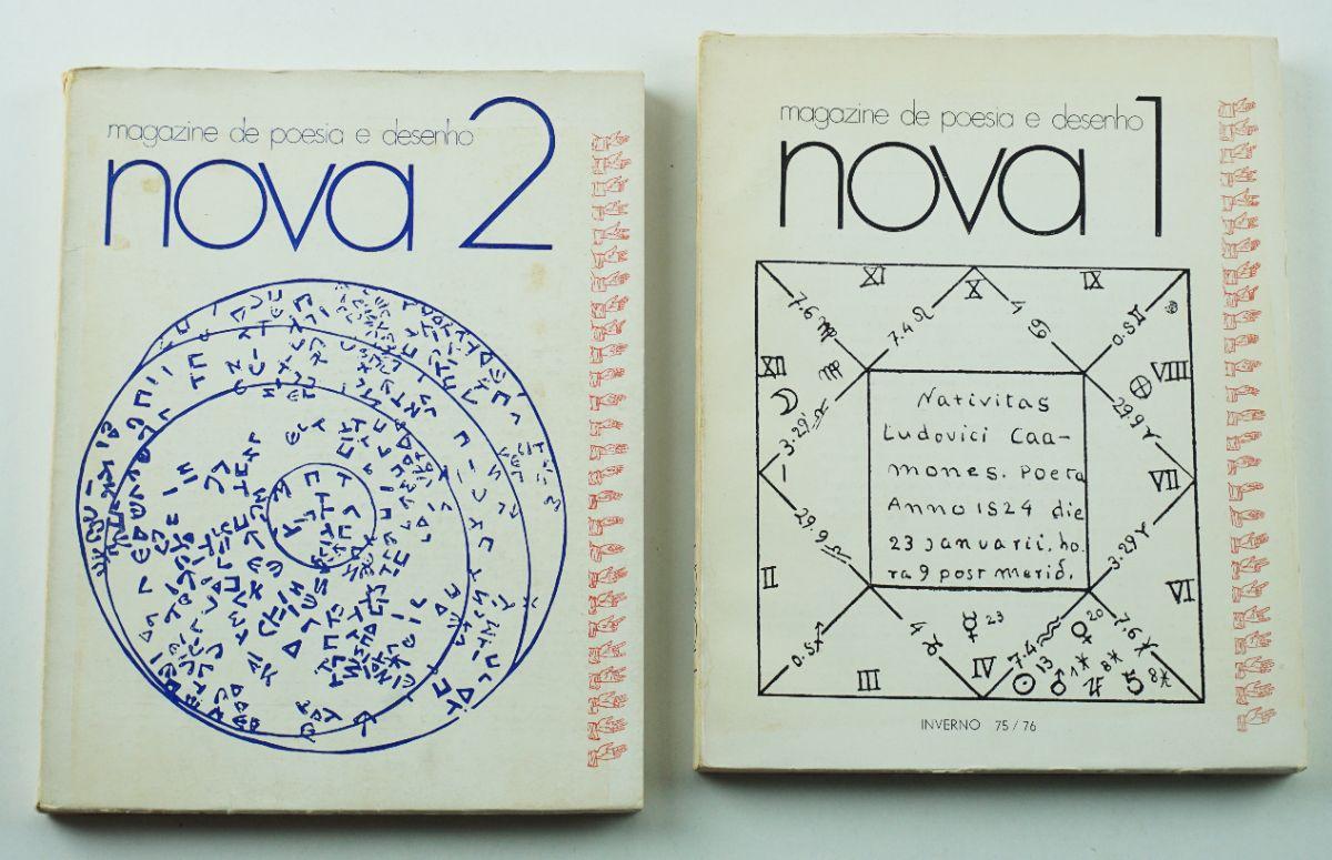 Nova - Magazine de Poesia e Desenho