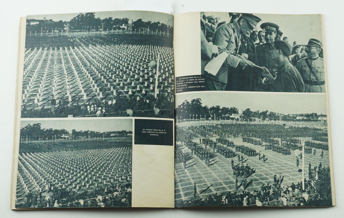 Mocidade Portuguesa – 1938