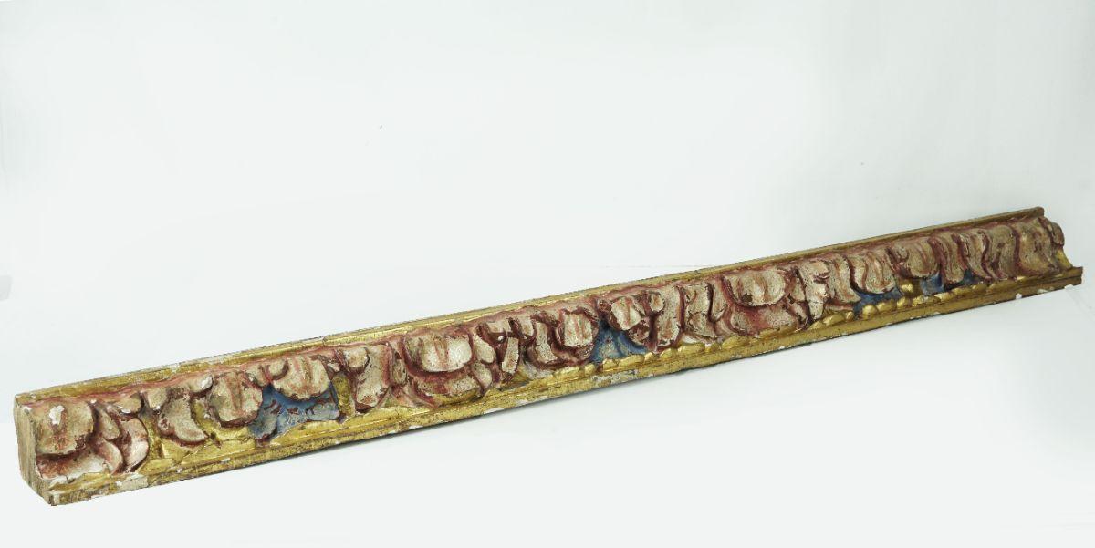 Parte de Moldura de Altar