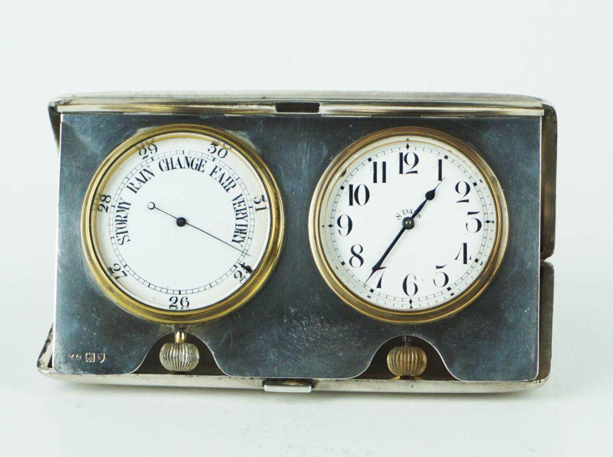 Relógio de Viagem / Barómetro
