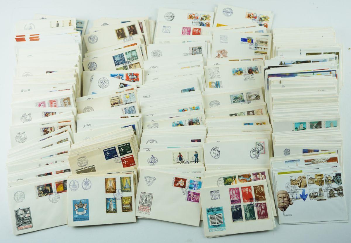 Coleção de 756 Sobrescritos de Séries