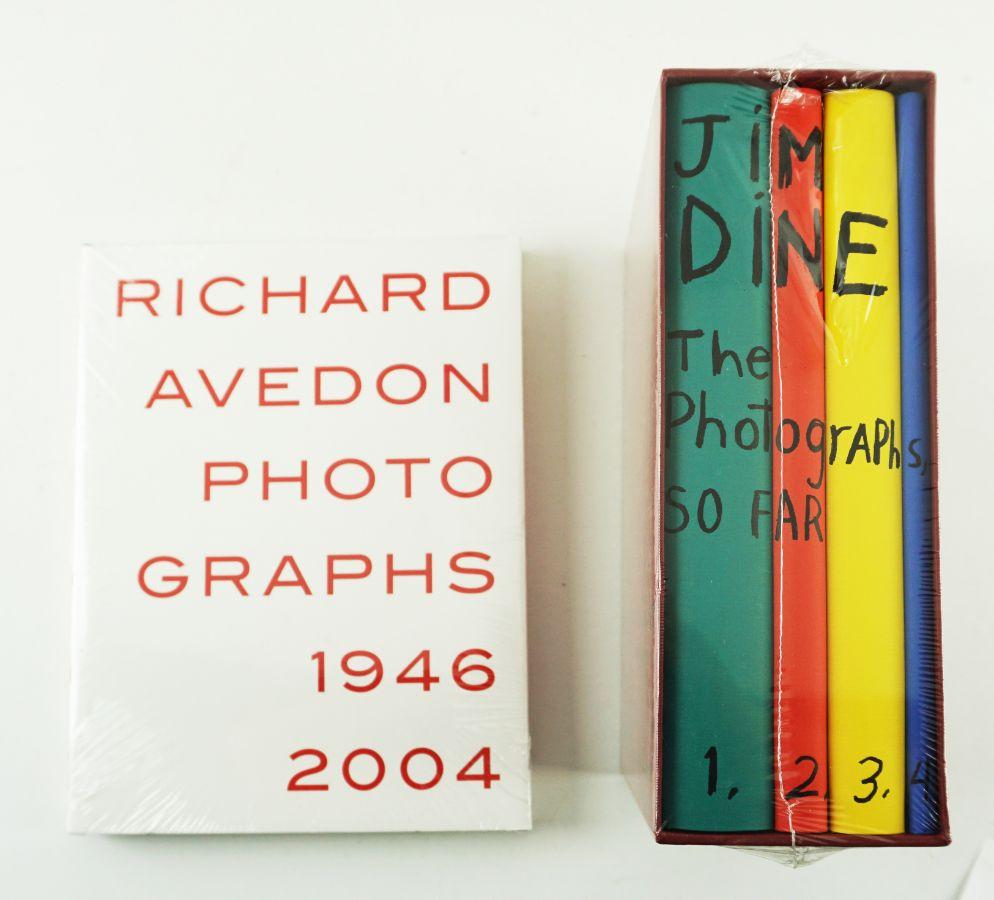 Jim Dine / Richard Avedon