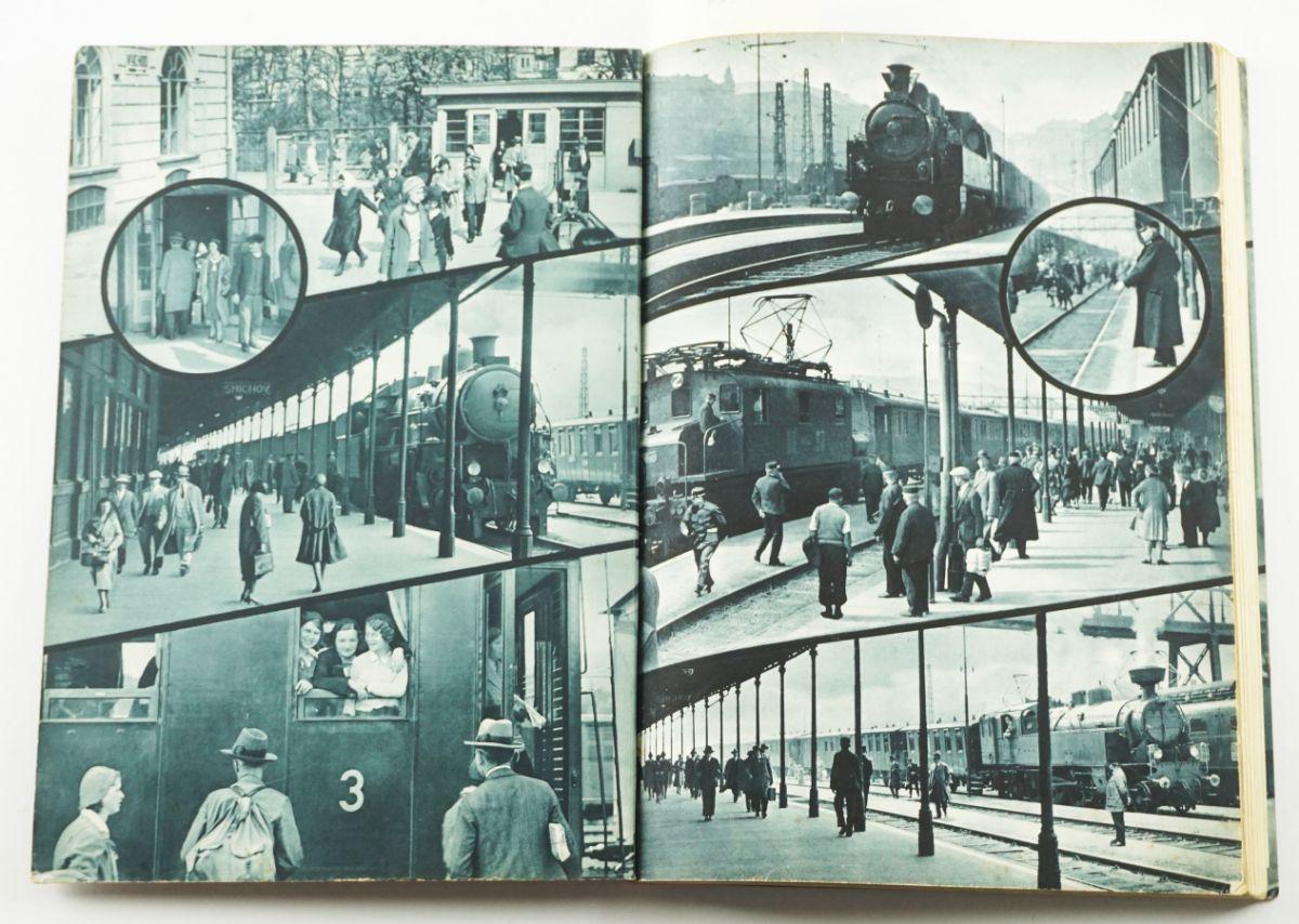 Mezinarodni Spoje SR 22. V. 1932 - 14. V. 1933