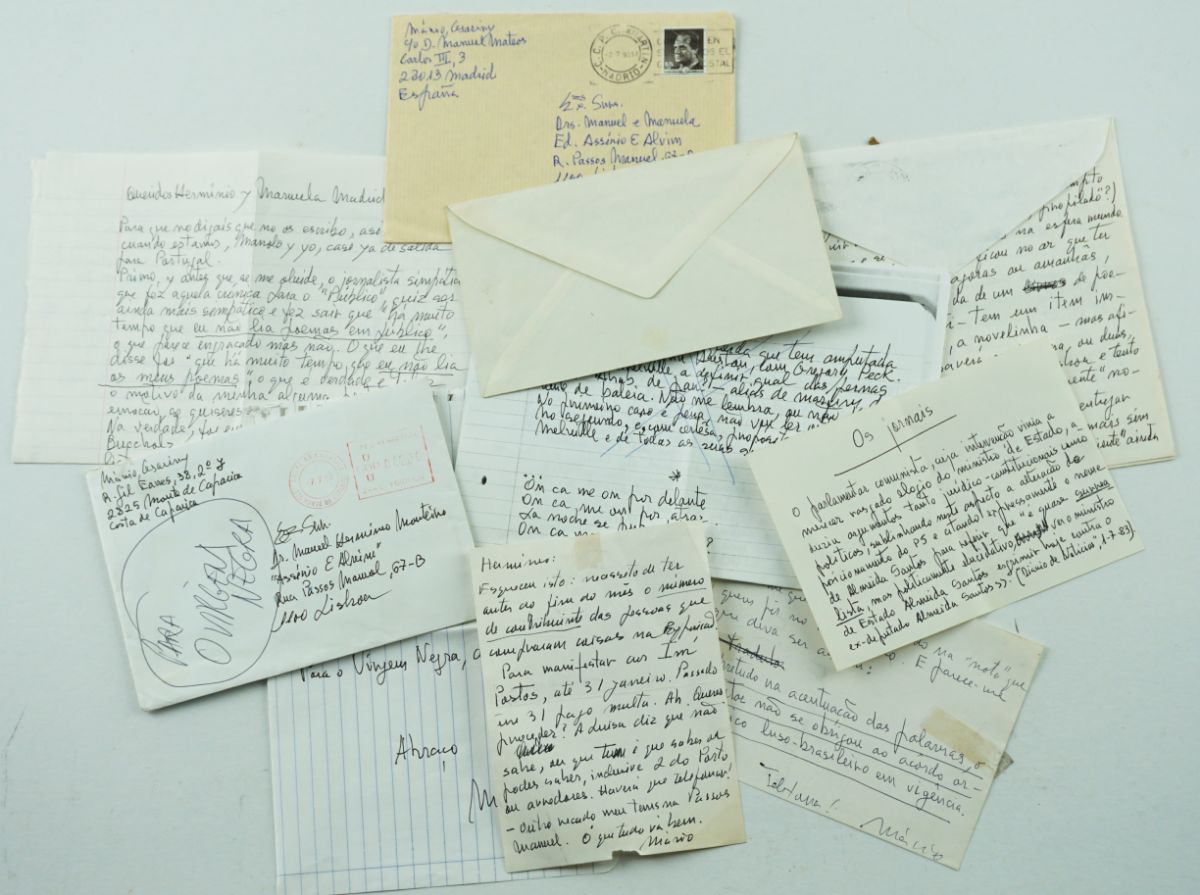 Mario Cesariny - Manuscritos