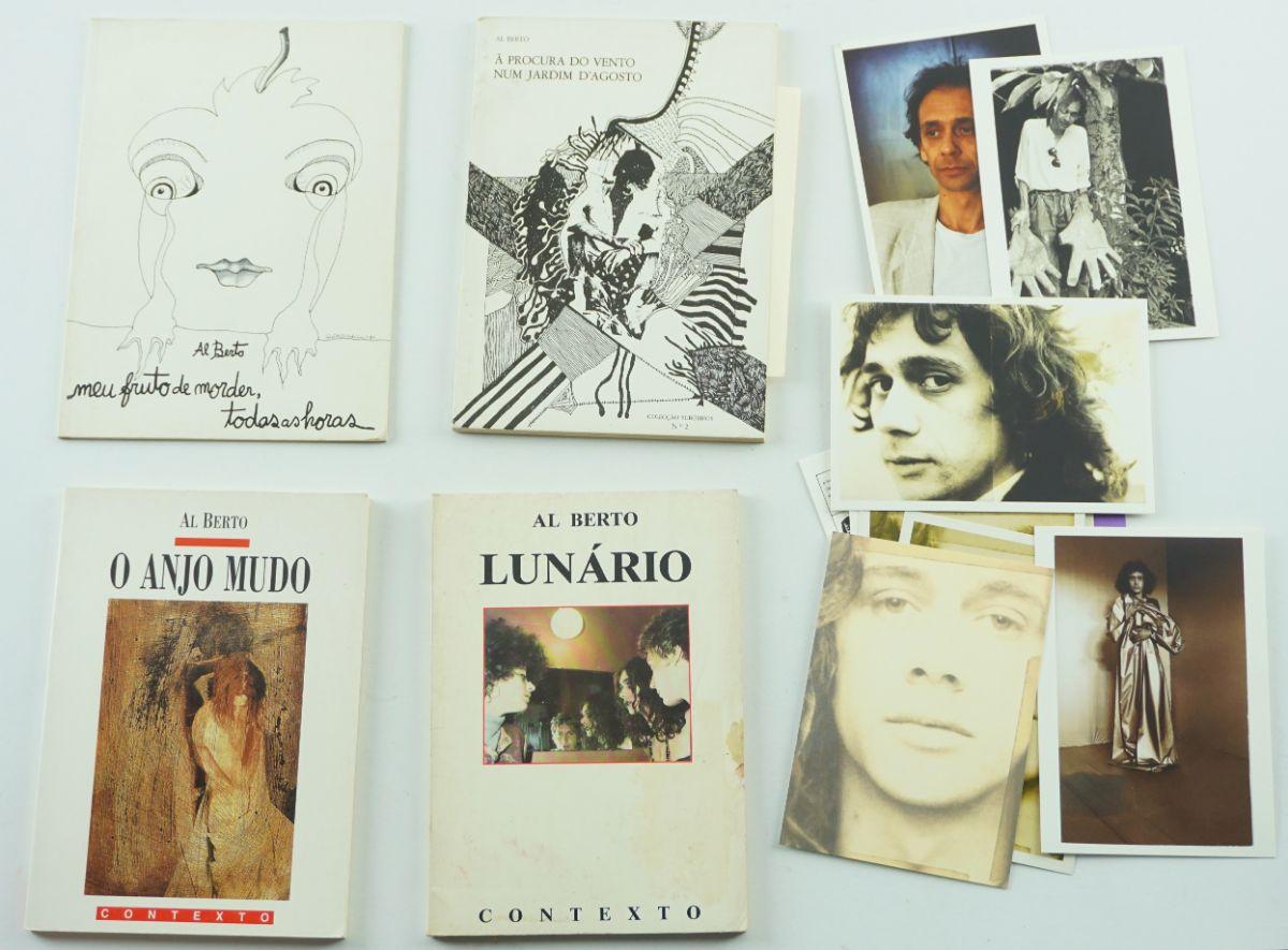 Al Berto – Primeiras Edições