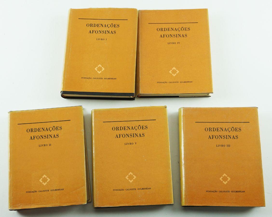 Ordenações Afonsinas