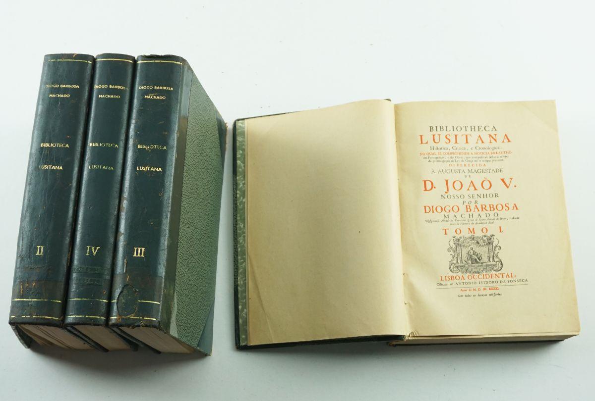 Bibiloteca Lusitana
