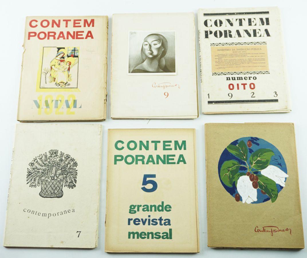 Revista Contemporânea Grande revista mensal