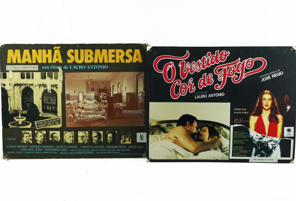 6 Cartazes de Cinema