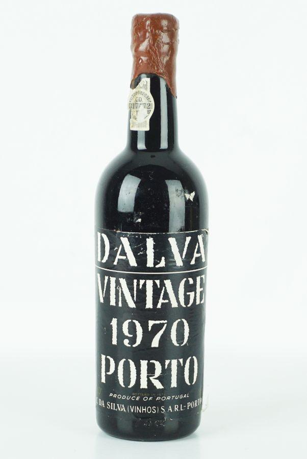 Garrafa de Vinho do Porto Vintage – 1970