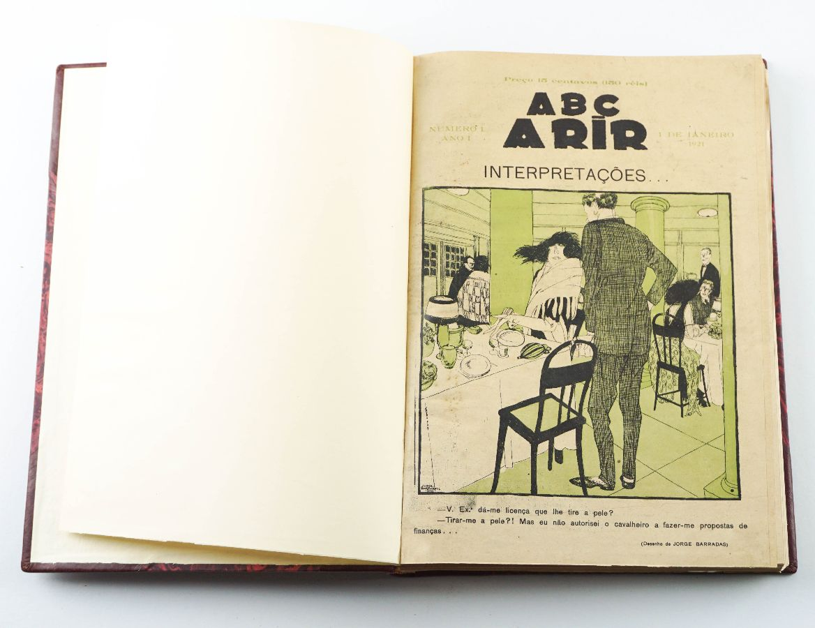 ABC a Rir (1921-1922)