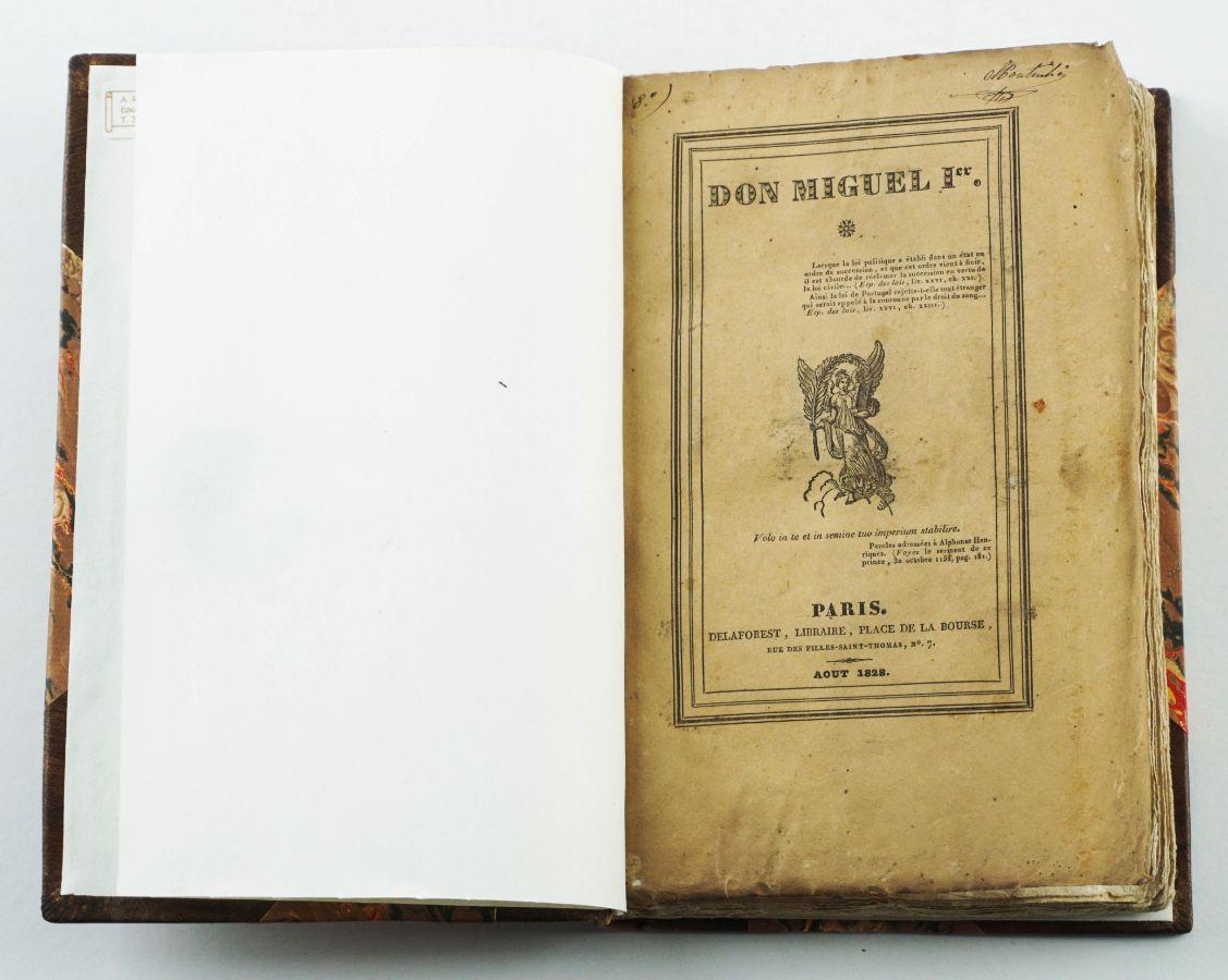 D. Miguel (1828)