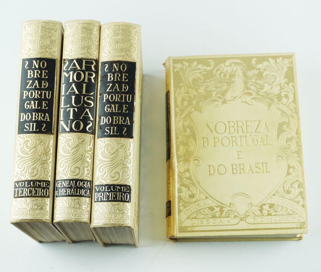 Nobreza de Portugal e do Brasil e Armorial Lusitano