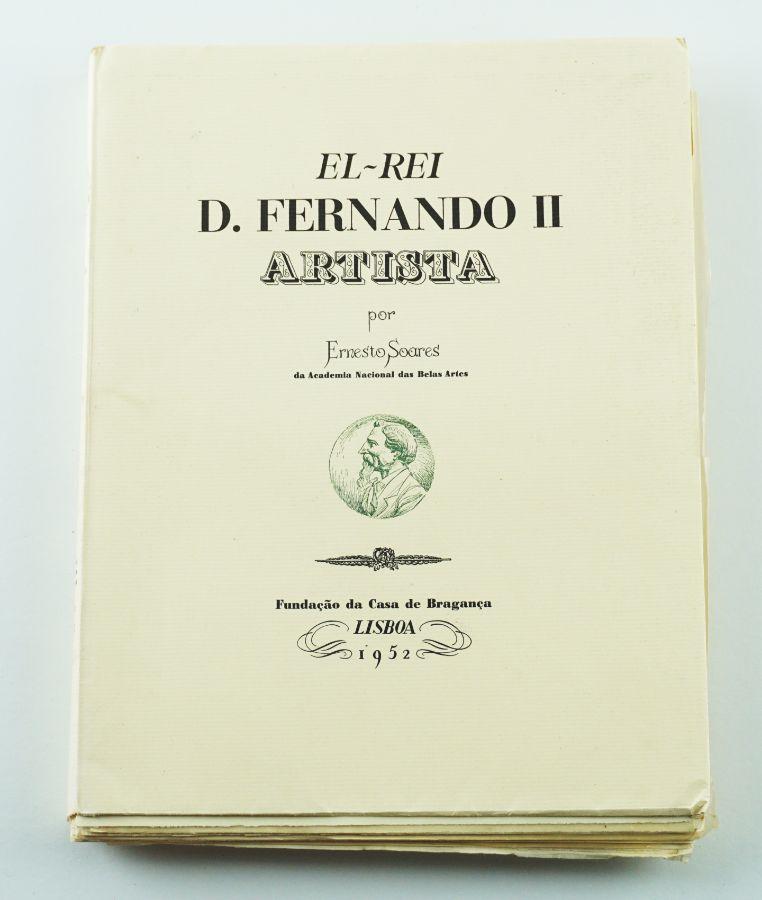 El-Rei D. Fernando II Artista