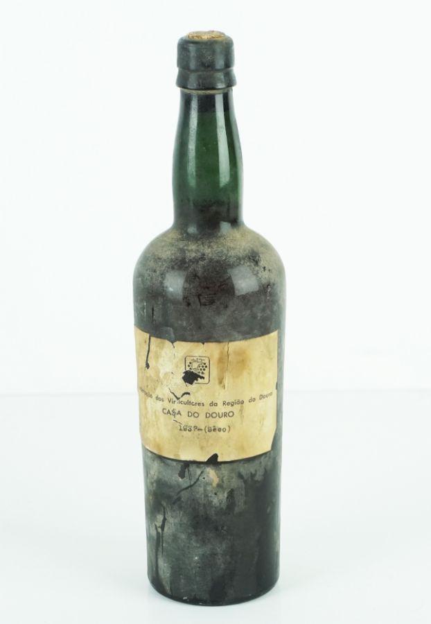 Garrafa de Vinho do Porto – 1937