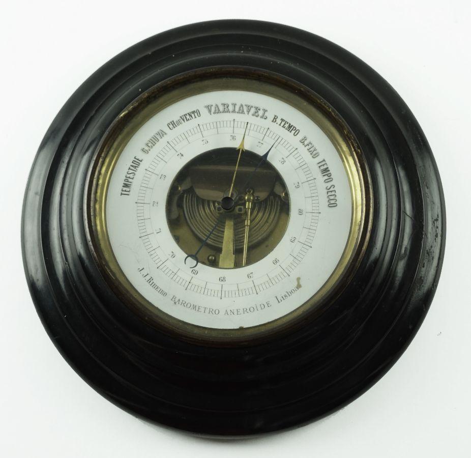 Barómetro Aneroid