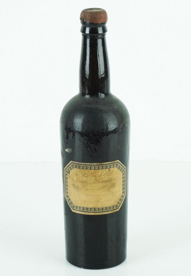 Garrafa de Vinho do Porto – 1881