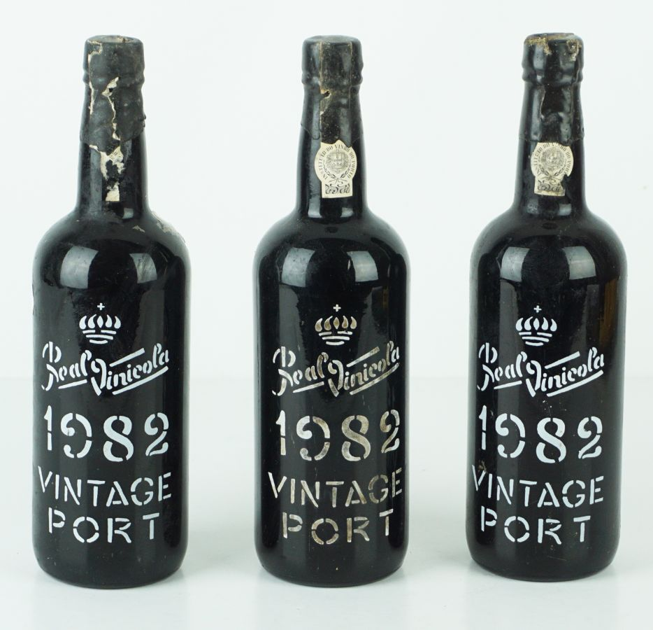 Vinho do Porto Vintage 1982