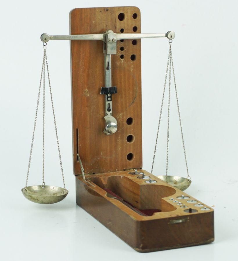 Balança de Ourives